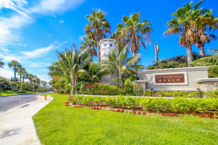 Boardwalk Huntington Beach Community Homes For Sale