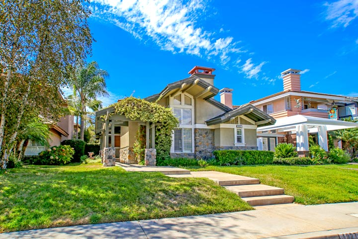 Lake Park Estates Huntington Beach Homes
