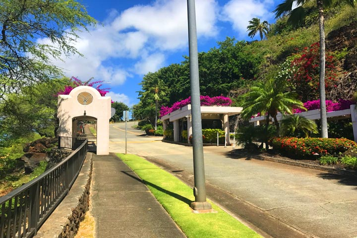 Oahu Gated Community Homes For Sale Beach Cities Real Estate