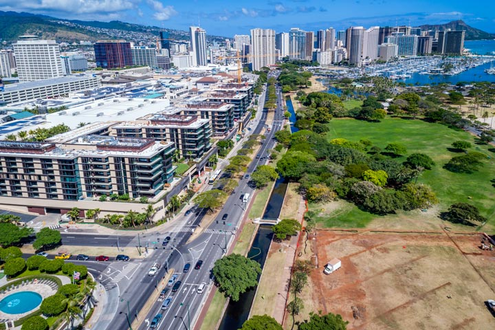 Park Lane Condos For Sale in Honolulu, Hawaii