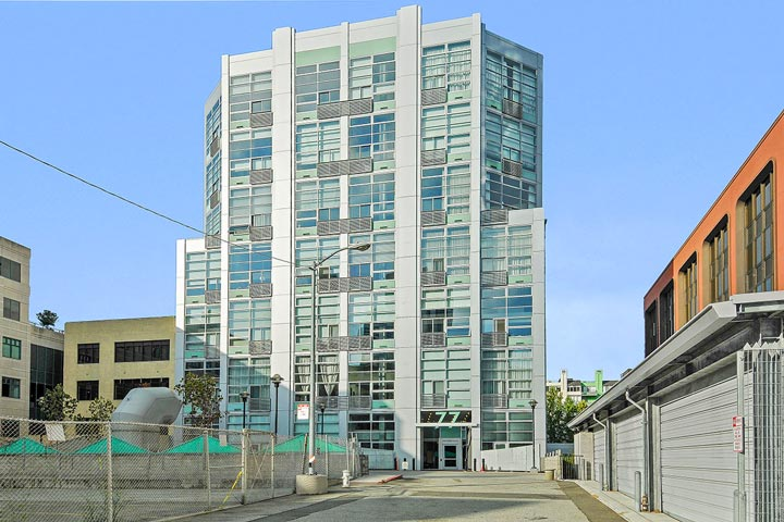 Hawthorne Place Condos For Sale in San Francisco, California