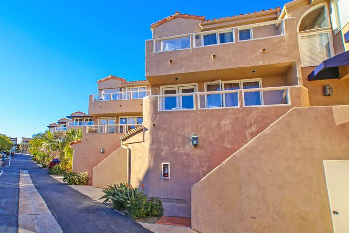 Point Vista Condos In Dana Point, California