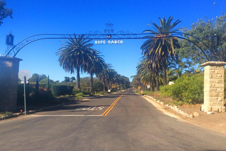 Hope Ranch Santa Barbara Homes Beach Cities Real Estate