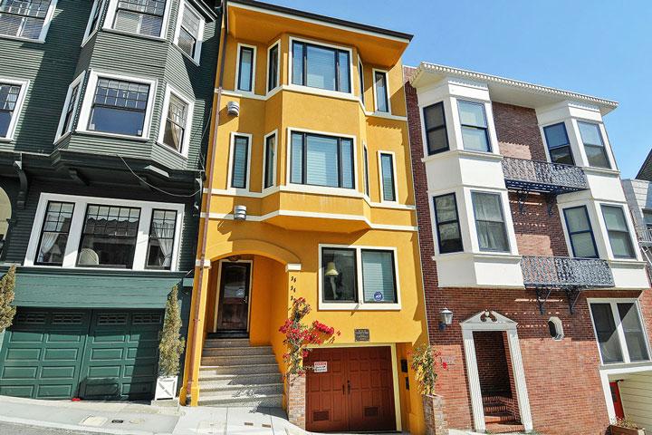 Nob Hill Apartments San Francisco