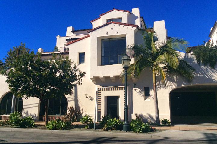 Downtown santa barbara homes beach cities real estate for Santa barbara new homes