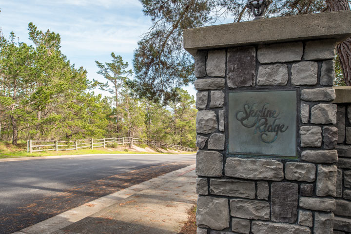 Skyline Ridge Monterey Homes