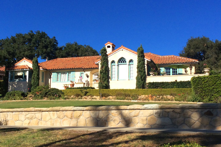 Upper Riviera Homes For Sale in Santa Barbara, California