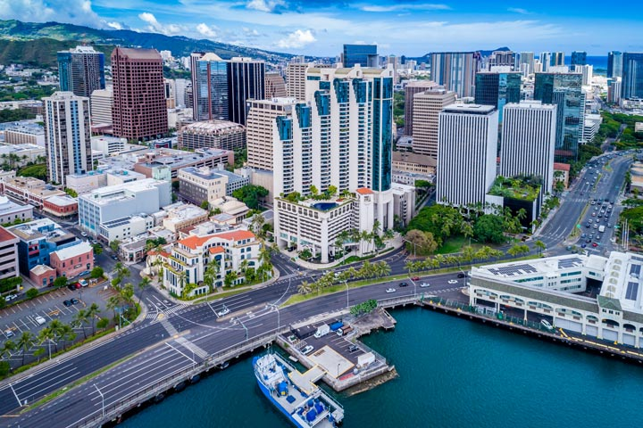 Harbor Court Condos For Sale in Honolulu, Hawaii