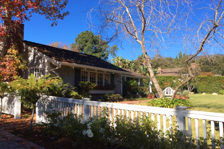 Hedgerow Homes For Sale in Montectio, California