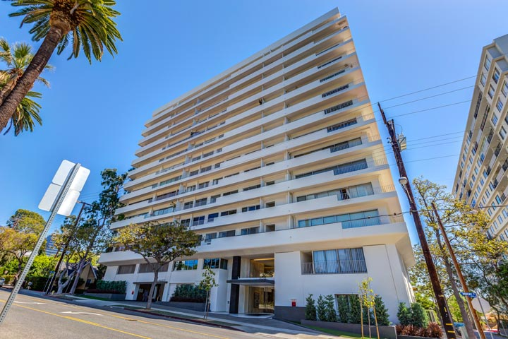 Plaza Towers at 838 N. Doheny in West Hollywood, California