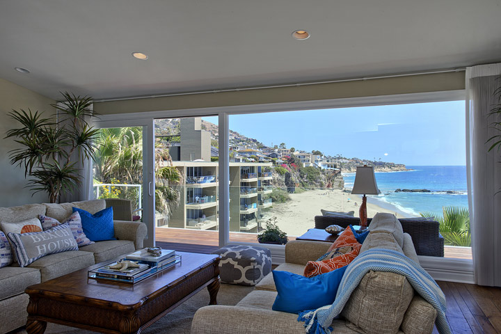Elegant Beachfront Homes For Sale In Laguna Beach, California