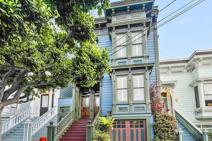 Castro san francisco homes beach cities real estate for Homes for sale in san francisco