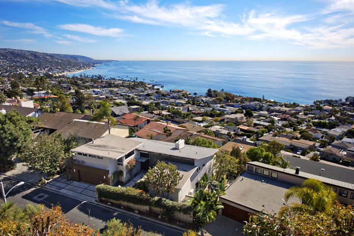 Emerald Terrace Homes for Sale In Laguna Beach, California