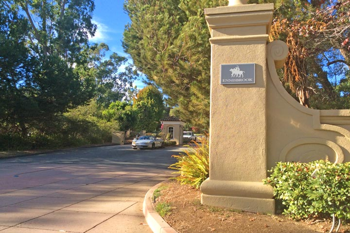 Ennisbrook Montecito Homes For Sale in Montecito, California
