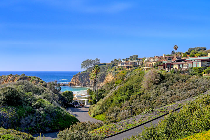 Irvine Cove Laguna Beach Homes
