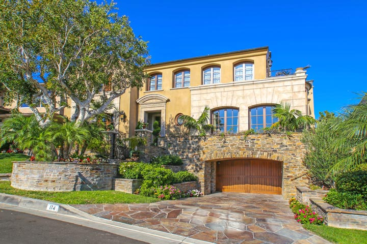 Shore Cliffs Newport Beach Home