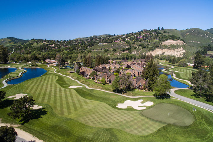 Club Place Homes For Sale in Carmel, California