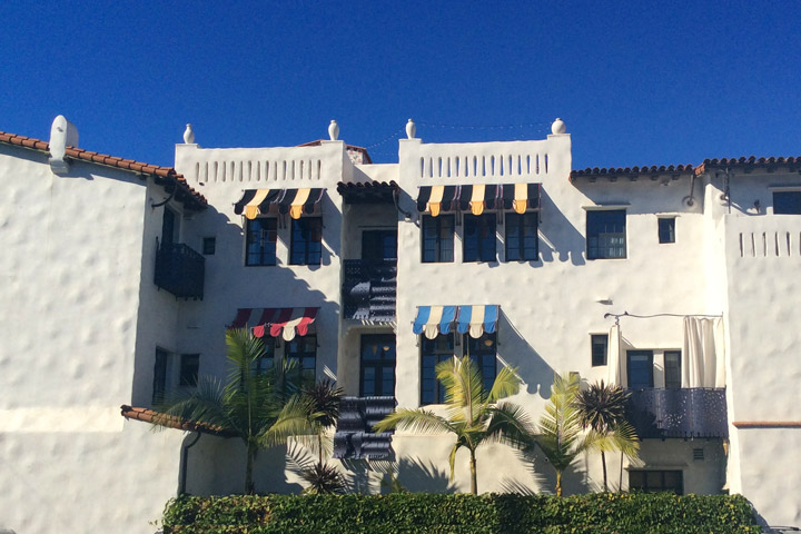 El Andaluz Condos For Sale in Santa Barbara, California